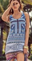 Női olasz nyári ruha David Beachwear Gujarat