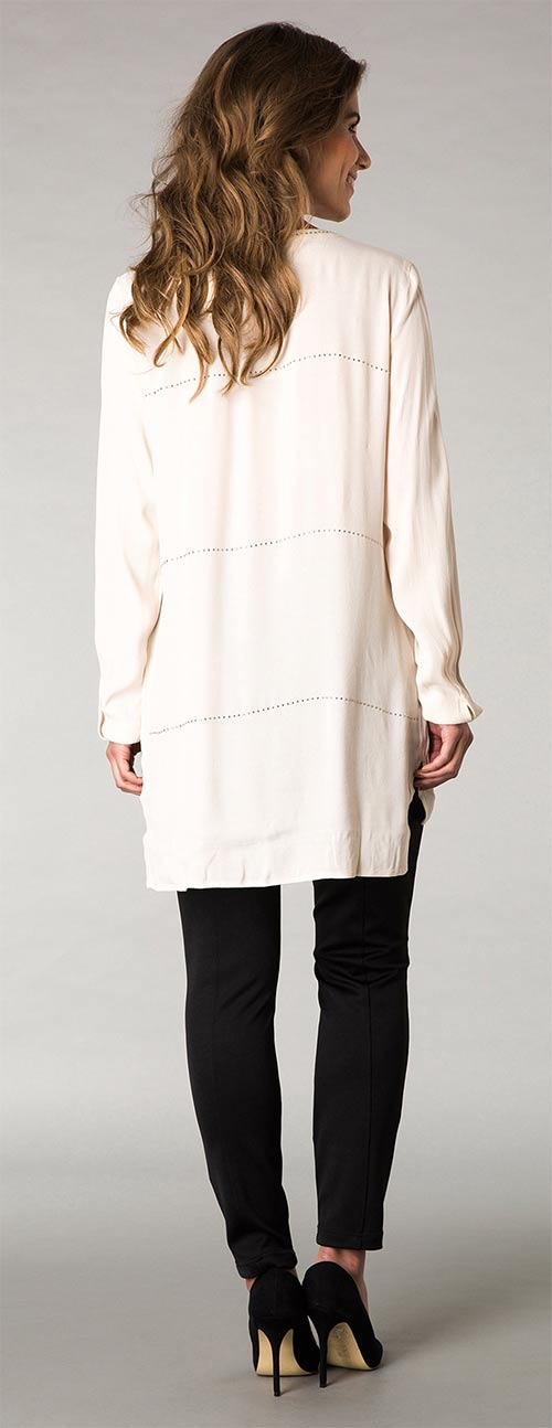 Téli pulóver tunika